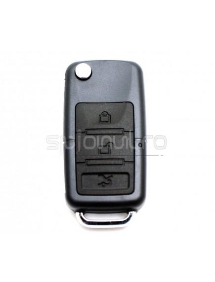Camera ascunsa cheie auto VW