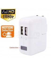 Adaptor USB camera spion 1080p 32 gb detectie miscare