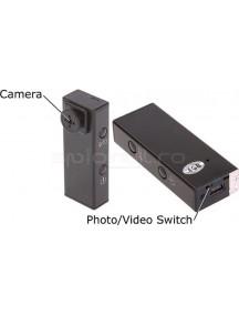 Camera spion in nasture cu activare magnetica 1080p  64 gb